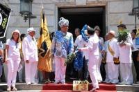 Abertura do Carnaval 2015