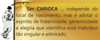 Ser Carioca É-3